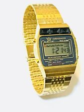 Vintage Ambassador Melody Men's Lcd Alarm Chronograph Digital Wrist Watch(10748M