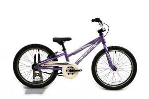 """Specialized HotRock 20"""" Girl's Bike Single Speed Coaster / V-Brake Purple"""