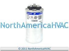 GE Genteq Capacitor Round Dual Run 40/5 uf MFD 370 Volt VAC Z97F9849 97F9849