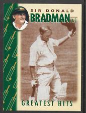 WEETBIX DON BRADMAN GREATEST HITS CRICKET CARD # 7 of 16