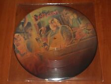 "DESTRUCTION MAD BUTCHER 12"" PICTURE DISC VINYL *RARE* 1987 PRESS USA LIMITED"
