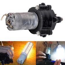 Wind DC Generator Hand Dynamo HydraulicTest 5v/6v/12v/24v 1500mA 20W Motor EOLIC