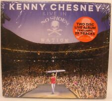 Kenny Chesney - Live In No Shoes Nation (2CD 2017)
