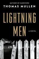Lightning Men (Wheeler Large Print Book Series) by Mullen, Thomas