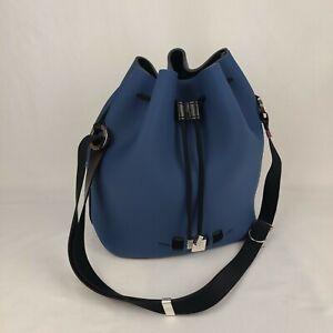 Save My Bag Woman's Shoulder Bucket Bag Purse Crossbody Drawstring Adjustable