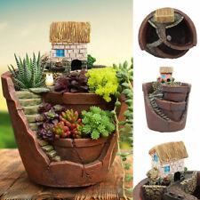 2020 Sky Garden Succulent Plant Herb Flower Basket Planter Pot Trough Box Bed