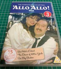 Allo Allo BBC Disc 3 DVD