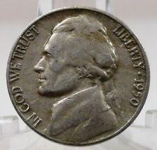 1950-D Jefferson nickel, #664731