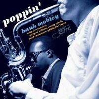 Hank Mobley - Poppin' [New Vinyl LP] 180 Gram