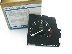 NEW GENUINE OEM Ford Mazda ZZL055461 Tachometer Gauge 6000 RPM F17F-10E853-EC