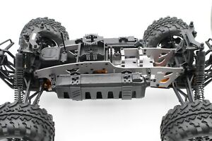 HPI Savage Flux XL 1/8th Scale RC Electric RC Monster Truck Rolling Chassis OZRC