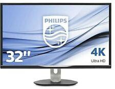 "Philips 328P6V 32"" 4K LCD Monitor"