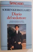 Soeren Kierkegaard - Diario del Seduttore - Rizzoli