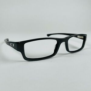 OAKLEY eyeglasses GREY RECTANGLE glasses frame MOD: OX1066-0553