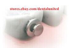 100pcs Denal Orthodontic Low Profile Bondable Lingual Buttons Curved Mesh Base