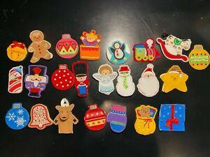 CHOOSE Replacement Ornament Hallmark Keepsake Countdown to Christmas Tree Advent