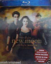 The Twilight Saga: New Moon (Blu-Ray Disc) Bonus Poster - Made in Canada NEW