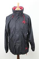 HELLY HANSEN Vintage Black Light Jacket size S