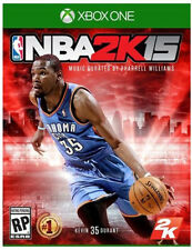 Basketball NBA 2K15 Video Games for Microsoft Xbox One