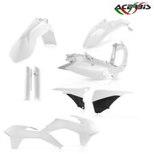 ACERBIS FULL KIT PLASTICHE BIANCO KTM 350 EXC F 4T 2014-2015