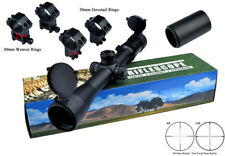 Freeship Lebo 3-12x40 SF P4 Etched Glass Reticle First Focal Plane Rifle Scope