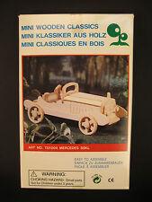 Mini Wooden Classics Wood Model Auburn 851 SC