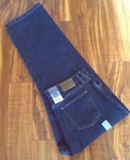 NWT! Wrangler Blues Relaxed Fit Tapered Leg HIGH WAIST MOM JEANS SZ 16 W37 L30