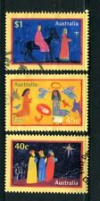 1998 Christmas - Complete Set of Used Stamps