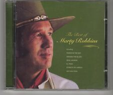 (HH238) The Best of Marty Robbins - 1999 CD