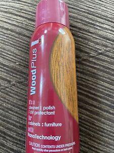 NEW! Nano It Wood Plus Cleaner Polish
