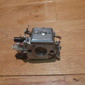 Genuine husqvarna 350 chainsaw carburetor carb assembly zama type el32 7xa