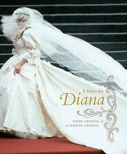A DRESS FOR DIANA David & Elizabeth Emanuel BRAND NEW BOOK Ebay BEST PRICE!