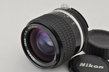 Nikon Ai-S Nikkor 28mm F2 MF Lens for F Mount EXCELLENT #170616r