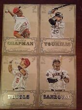 2013 Topps Series 1 Calling Cards Complete Insert Set 1-15