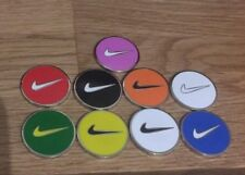 Set of Nine Magnetic golf ball markers