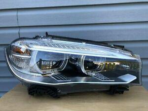 2014 2015 2016 2017 2018 BMW X5 F15 RH Headlight XENON HID OEM MINT 63117317102