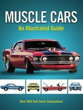 MUSCLE CARS - CHEETHAM, CRAIG (EDT) - NEW HARDCOVER BOOK