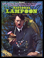National Lampoon FRIDGE MAGNET 6x8 Escape with Hitler Magnetic Magazine #HG