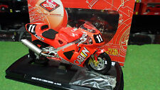 MOTO HONDA VTR SP2 8 HORAS SUZUKA # 11 1/10 GUILOY 13693 miniature de collection