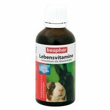 Beaphar - lebensvitamine pour rongeurs - 50ml - Vitamine Bunny cochon d'Inde
