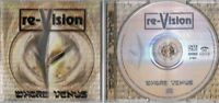 Re-Vision - Whore Venus - CD Album - Barricade exit