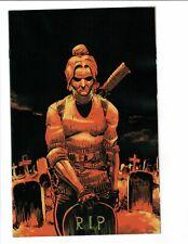 Firefly #17 Dan McDaid Virgin Retailer Incentive Variant Comic