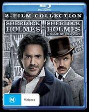 Sherlock Holmes / Sherlock Holmes - A Game Of Shadows (Blu-ray, 2012, 2-Disc Set