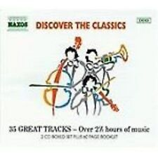 Various Artists-Dicover The Classics DOUBLE CD