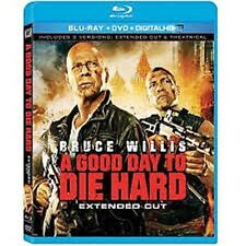 A Good Day to Die Hard - Blu Ray + Dvd Only / No Digital Hd Copy