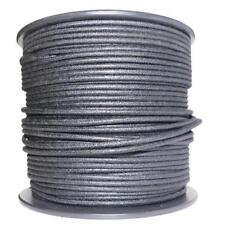 1m Algodón Trenzado Eléctrico Del Automóvil Cable calibre 18 Negro