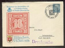DR-3.Reich 1939 Private Ga Stamp Exhibition (G0242