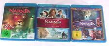 Blu Ray Sammlung: DIE CHRONIKEN VON NARNIA 1-3 (1 + 2 + 3) Komplett/ Deutsch