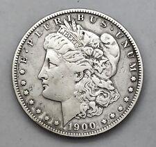 1900-S US Morgan Silver Dollar Coin $1 One Dollar Circulated