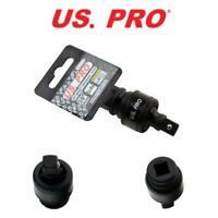 "US PRO Tools 3/8"" Universal Impact Socket Joint Wobble Swivel Adaptor 1432"
